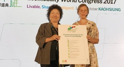 Kaohsiung declaration on ecomobility to be featured at COP 23