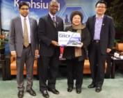 印度駐台史達仁會長來訪,陳菊市長允諾全力促成文化、影視、港灣等合作交流