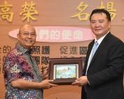 印尼棉蘭市長感謝高榮 與高雄交流醫療醫材等產業